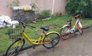 南京一女子提分手,男友威胁未果、怒砍共享单车泄愤被行拘