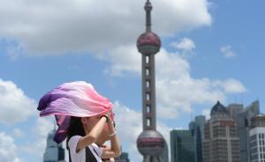 上海本周仍旧热浪不减,极端最高温将冲击40℃大关