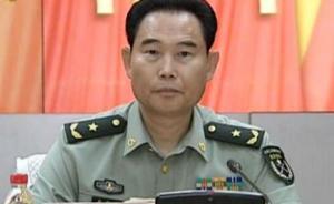 郭晓东少将已调任陆军第78集团军政委