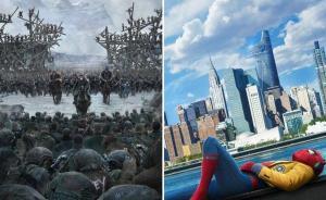北美票房|《猩球崛起3》战胜《蜘蛛侠》,口碑创系列最佳