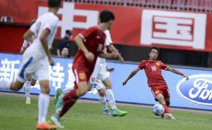 中国U16国少3场丢9球,但为何这支球队却让我们看到希望