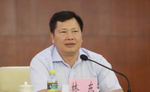林东任海南省交通厅厅长,接替董宪曾
