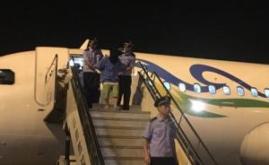 32名电信诈骗嫌疑人从柬埔寨被押解回国,涉案金额超千万
