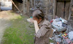 难以停止的沉陷:山西采煤致地下空洞,居民屋墙濒临倒塌