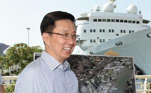 韩正:明年年底基本实现黄浦江两岸45公里公共空间贯通开放