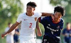 中日青少年足球差距有多大,国少奥运希望队两场又输了8个