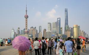 上海发布高温黄色预警:局部地区最高气温将超过35℃