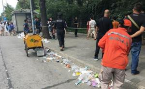 暑期清华北大游客爆满校方限流,排队者留下遍地垃圾
