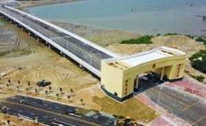 湛江市投资两亿修建军港大道,提升部队应急作战能力