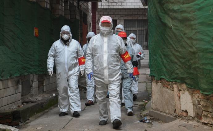 學者防疫調研丨漢口居民最關切的事與社區防疫難點
