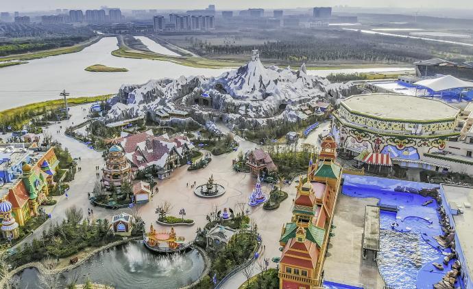 上海海昌海洋公園面向全國醫護人員實行免票政策