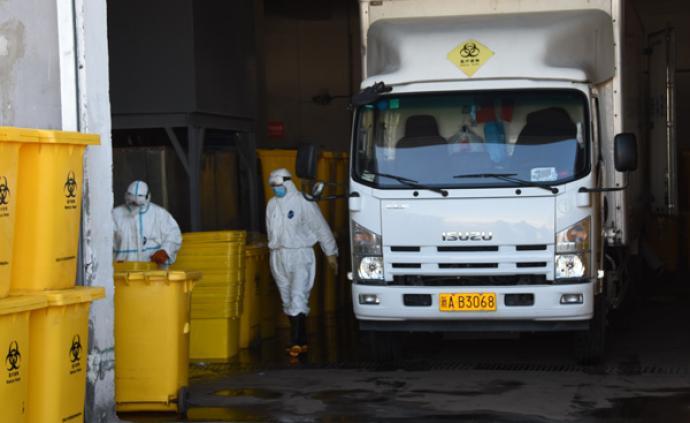 中國環科院 如何安全高效處置醫療廢物,防止病毒二次擴散