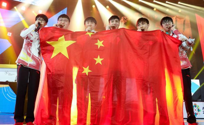 """中國電競助力疫情阻擊戰,他們把名字改成了""""武漢加油"""""""