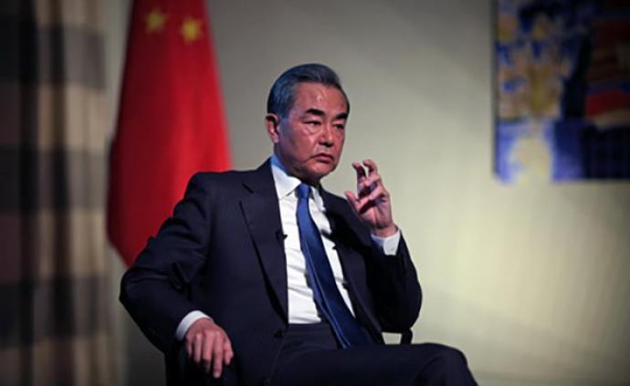 王毅接受路透社專訪實錄
