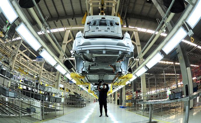 疫情产业影响丨汽车产业复工、销售双重受压