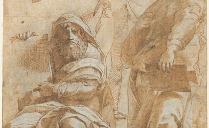 """""""拉斐爾和他的朋友圈"""",美國國家美術館追尋其""""理想之美"""""""