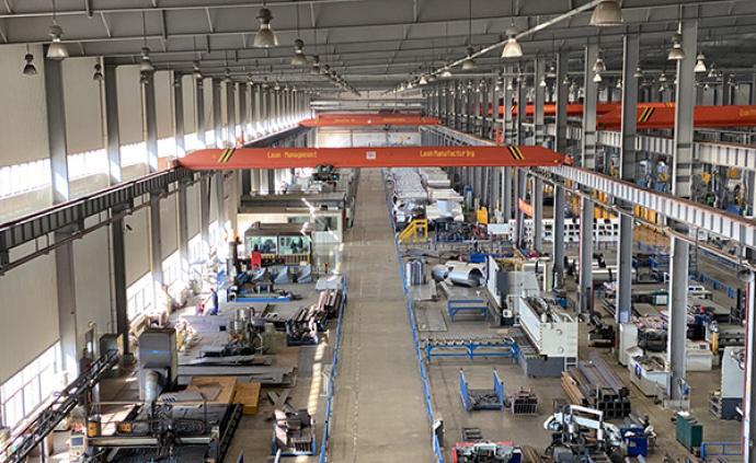 確診病例為零,臨港新片區裝備制造企業如何度過復工第一周?