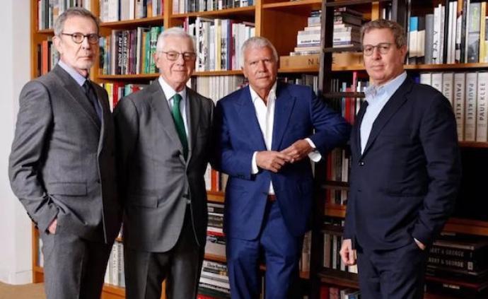 三大画廊击败拍卖行,获收藏家马龙4.5亿美元藏品出售权