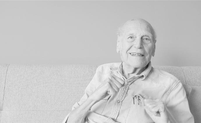 """96岁的""""建筑界传奇""""尤纳辞世,他的""""空中城市""""尚未建成"""