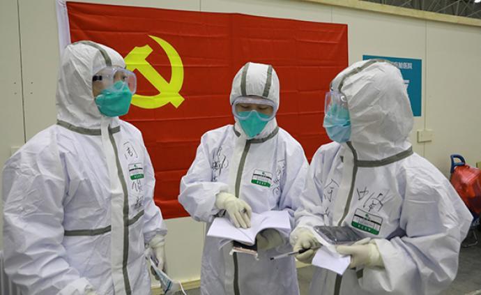 习近平:关键时刻冲得上去、危难关头豁得出来,才是共产党人
