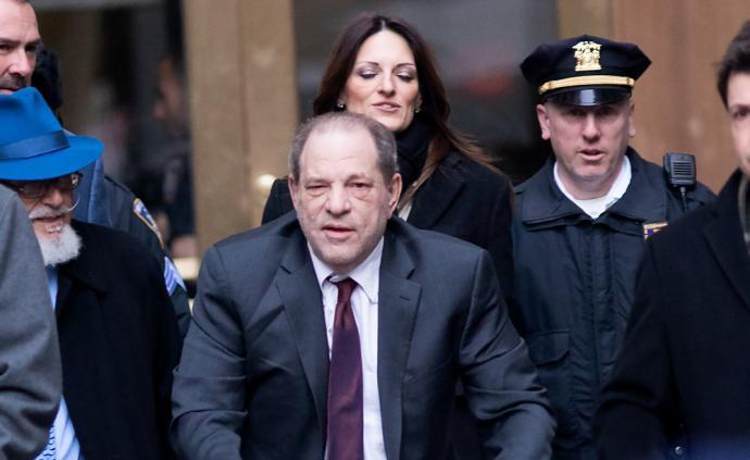 哈维·韦恩斯坦性侵罪名成立,律师称将继续上诉