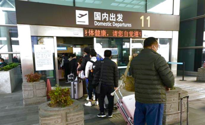 各地航班逐步恢复,景区门票订单数大幅增长