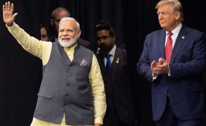 特朗普访问印度:除了声势浩大的政治秀,贸易、防务成果寥寥