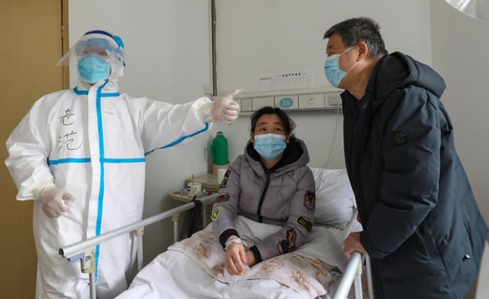 全民战疫|医生老范:患者才是真正的英雄
