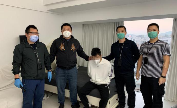 深圳一廚師虛假銷售口罩詐騙二十余人上百萬元,潛逃時被抓獲