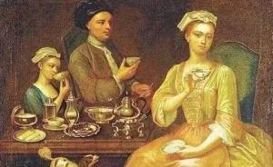 从咖啡之都到红茶之国:海盗带给英国的风尚之变