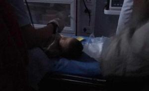 西安2岁男童坠井10小时获救状态良好