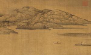 山水画讲座|唐宋山水,自然的观照与山水审美意识的觉醒