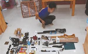 广西南宁两房产中介为抢客源引发当街斗殴,警方抓捕19人