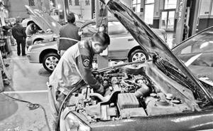 北京出租车三元催化器基本更换完毕,将有效减少有害气体排放