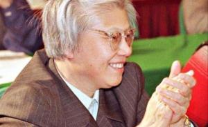 国务院参事室原副主任王海容逝世,曾参与基辛格秘密访华