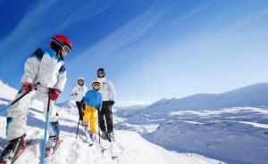 为滑雪季提前准备起来,最好的滑雪场都在这里了