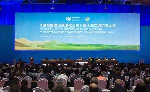 联合国官方发布全球首部沙漠生态财富报告,肯定中国治理方案
