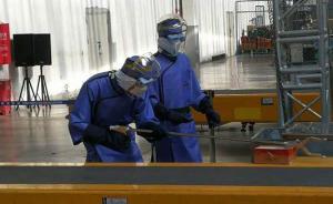 吉林开展中国首个邮路口岸核与辐射应急处置演练