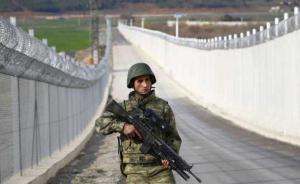 土耳其在与伊朗边境修墙打击走私和恐怖主义,伊朗表示欢迎