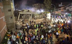 墨西哥地震|拯救被埋女孩索菲亚:墨西哥人的众志成城