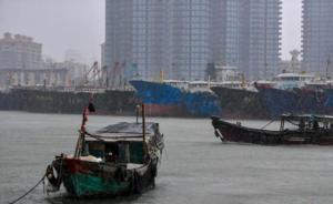国家防总:中国进入后汛期,做好南海热带低压防御