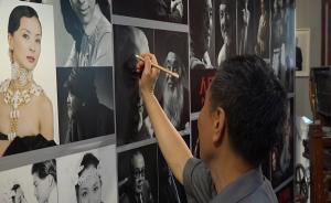 上海爷叔的漫漫修片路:从手工修片到数码拯救老照片