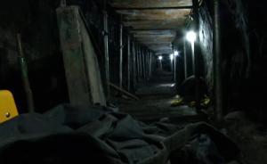 巴西窃贼挖500米隧道偷银行21亿现金
