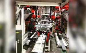 Model 3手工生产?马斯克发了条视频