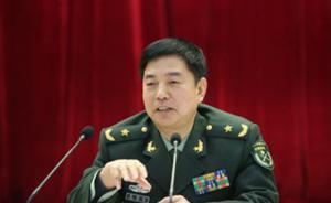 河南省军区副政委冷志义升任四川省军区政委