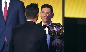 金球奖评选又是C罗梅西,但他俩明年有资格踢世界杯吗