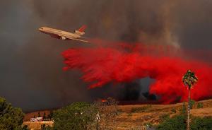 美加州山火死亡人数升至29人,至少3500栋建筑物被烧毁