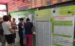 北京医改新政实施半年:医药费增幅达17年来最低