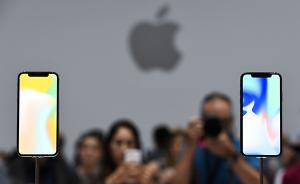 首批4.65万台iPhone X已于14日从郑州发货出境