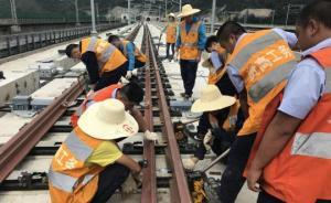 渝贵铁路全线昨起进入联调联试阶段,重庆至贵阳两小时